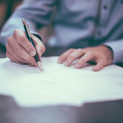 9-Punkte-System Immobilienverkauf - 7. Vertrag